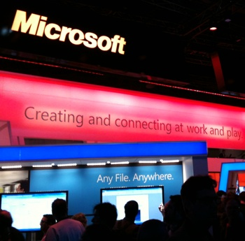 For 14 years, the CES show has been anchored by the big Company from Redmond. Does 2012 mark the end of the Microsoft Legacy?