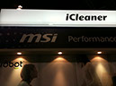 new MSI cleaning Sytems and Booth at CES